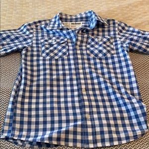 Boys Urban Pipeline Button down s/s